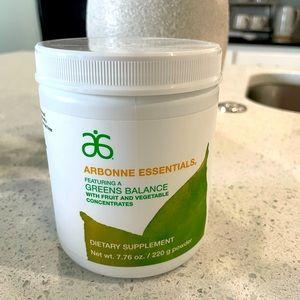 Arbonne greens new